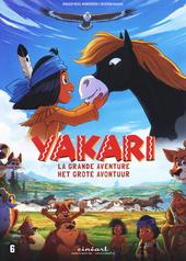 Yakari : het grote avontuur