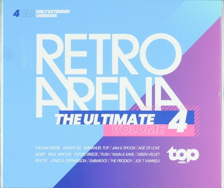 Topradio : The ultimate retro arena : Only extended versions. vol.4