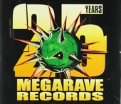 25 years megarave records