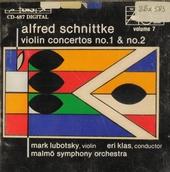 Violin concertos no.1 & no.2
