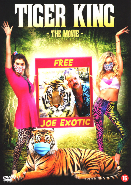 Tiger king : the movie