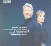 Concerti grossi and violin concerto