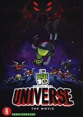 Ben 10 versus the universe : the movie