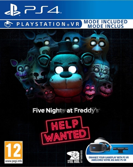 Five nights at Freddy's : help wanted