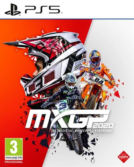 MXGP 2020 : the official motorcross videogame