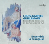 Second livre de sonates en quatuor, oeuvre XVII