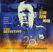 The detective ; The flim-flam man : Original motion picture soundtracks. vol.2