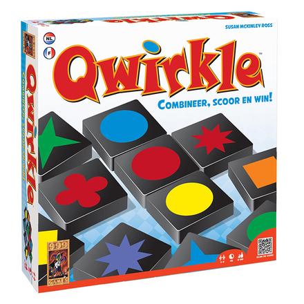 Qwirkle : combineer, scoor en win!