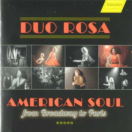 American soul : From Broadway to Paris
