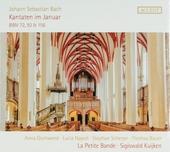 Kantaten im Januar BWV 72, 92 & 156