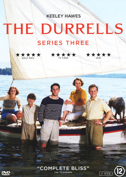 The Durrells. Series three