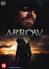 Arrow. Seizoen 8