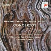 Concertos : Beethoven, Wranitzky, Reicha, Vorisek