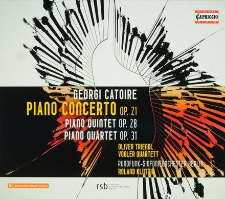 Piano concerto op.21