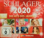 Schlager 2020 : die Hits des Jahres