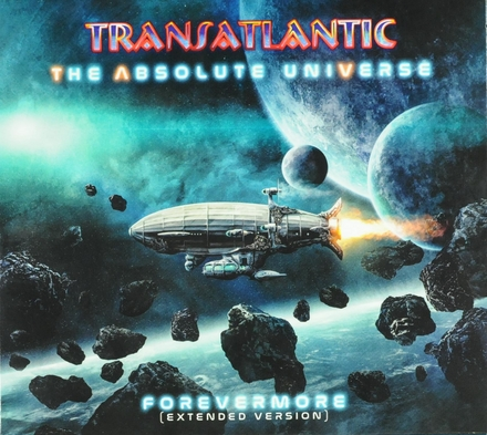The absolute universe ; Forevermore [extended version]