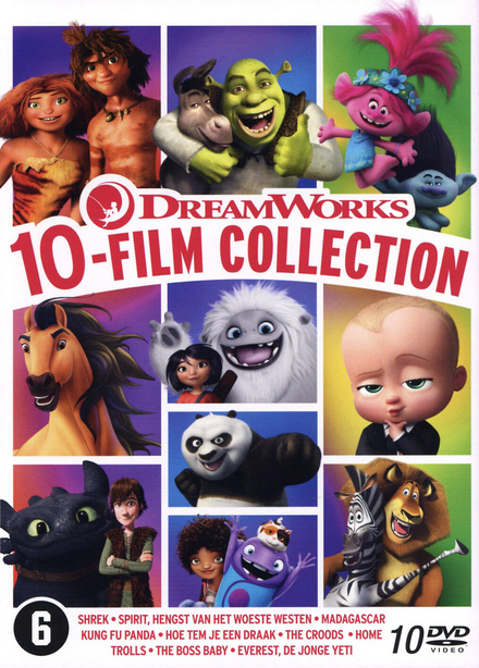 Dreamworks : 10-film collection