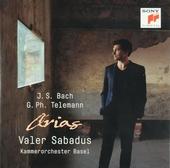 Arias : Bach Telemann
