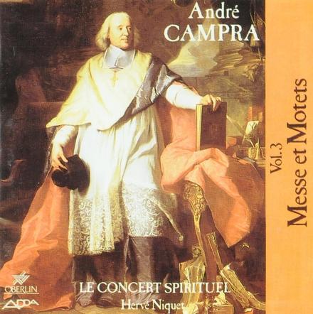 Messe et motets. vol.3