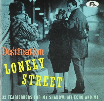 Destination lonely street : 32 tearjerkers for my shadow, my echo and me