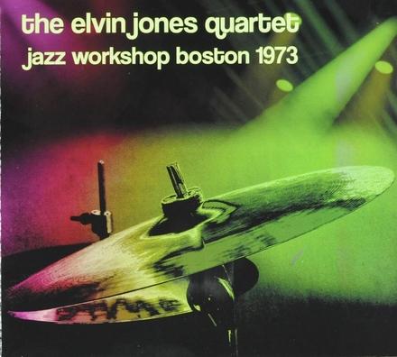 Jazz workshop Boston 1973