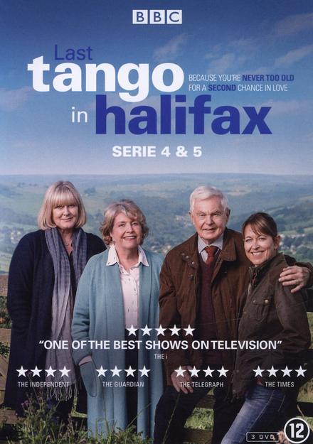 Last tango in Halifax. Serie 4 & 5