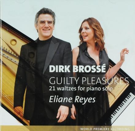 Guilty pleasures : 21 waltzes for piano solo