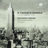 A clarinet in America : Copland Bernstein Rózsa