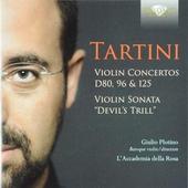Violin concertos D80, 96 & 125