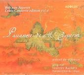 Pavanne de Mr Couperin : Pièces de clavecin. vol.4