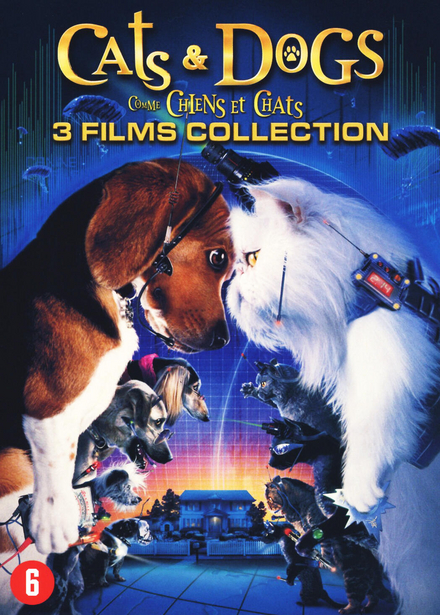 Cats & dogs : 3 films collection