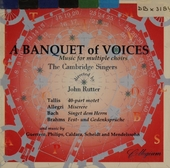 A banquet of voices : music for multiple choirs