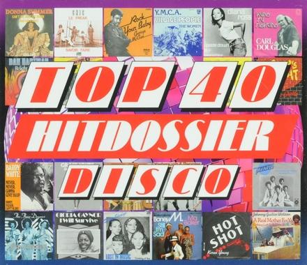Top 40 hitdossier : Disco