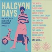 Halcyon days : 60s mod, R&B, Brit soul & freakbeat nuggets