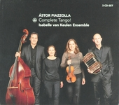 Ástor Piazzolla : complete tango!
