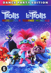 Trolls wereldtour : dance party edition