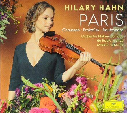 Paris : Chausson, Prokofiev, Rautovaara