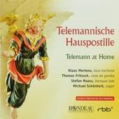 Telemannische Hauspostille : Telemann at home