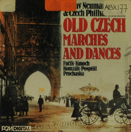 Old Czech marches and dances