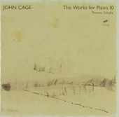 The works for piano 10. vol.10