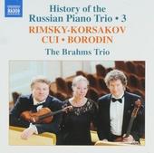 History of the Russian piano trio. Vol. 3, Rimsky-Korsakov, Cui, Borodin