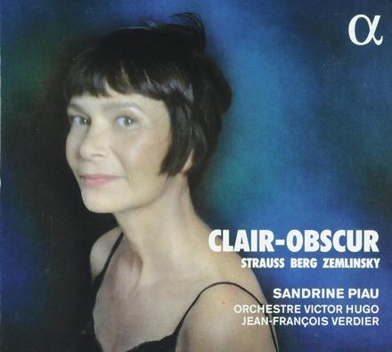 Clair-obscur : Strauss Berg Zemlinsky