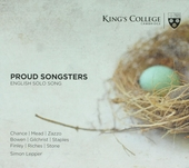 Proud songsters : English solo song