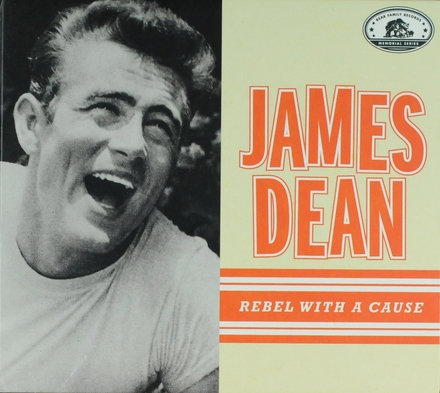 James Dean : rebel with a cause