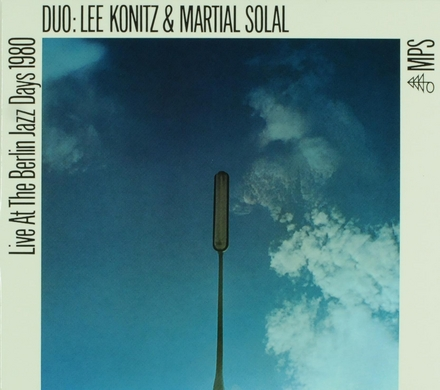 Live at The Berlin Jazz Days 1980