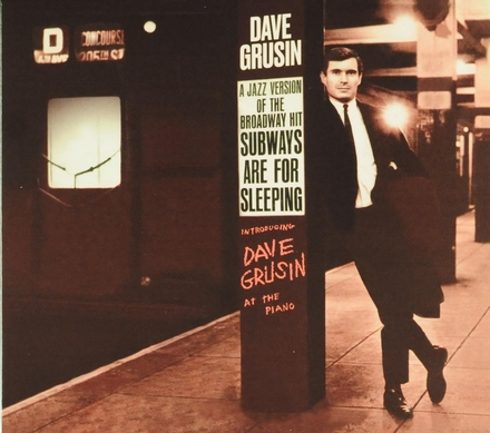 Subways are sleeping ; Piano, strings and moonlight ; The many moods of Dave Grusin