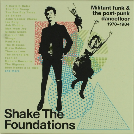 Shake the foundations : Militant funk & the post-punk dancefloor 1978-1984
