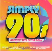 Simply 90s : Greatest hits of the 90ies