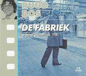 De fabriek : Original soundtrack 1981