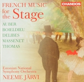 French music for the stage : Auber, Boieldieu, Delibes, Massenet, Thomas